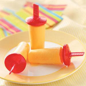 Orange Cream Pops Recipe