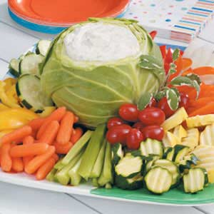 Ranch Yogurt Dip Recipe