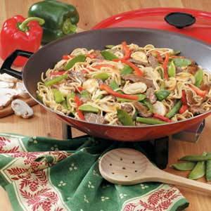 Peppery Beef Stir-Fry Recipe