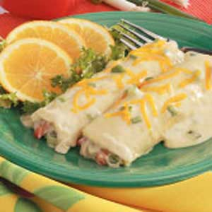 Low Fat Chicken Enchilada Recipes