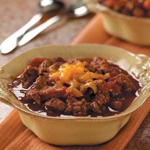 Spiced Chili Recipe