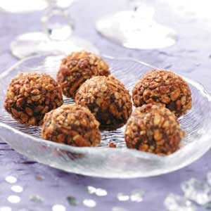 Chocolate Rum Truffles Recipe