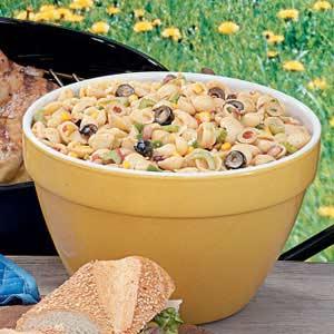 Southwestern Pasta Salad Recipe