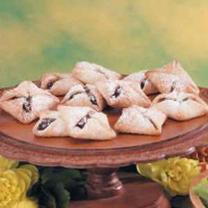 Marmalade Date Pastries Recipe