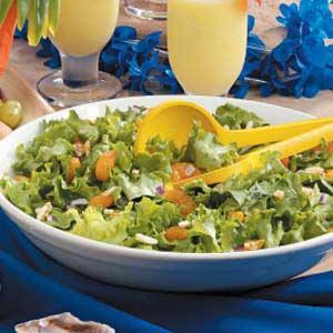 Tropical Tossed Salad Recipe