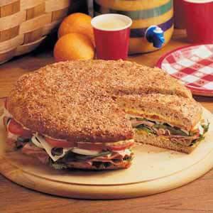 Sandwich for 12 Recipe