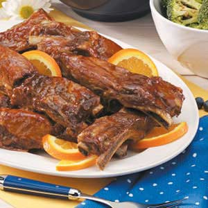 Country Pork Ribs Recipe