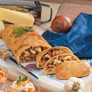 Sausage Breakfast Loaf Recipe