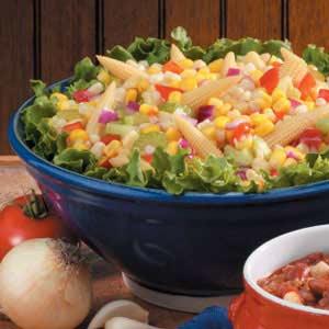 Corn Medley Salad Recipe