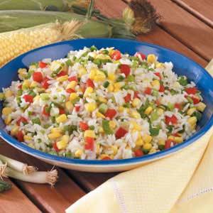 Corny Rice Recipe