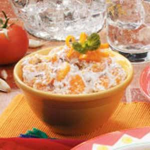 Mandarin Fluff Recipe
