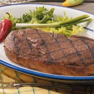 Grilled Sirloin Recipe