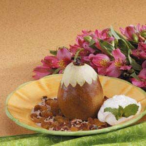Autumn Pear Dessert Recipe