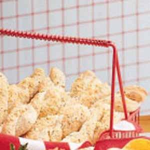 Parmesan Breadsticks Recipe