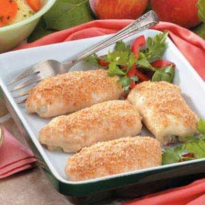 Mushroom Cheese Chicken Recipe