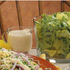 Creamy Bacon Salad Dressing Recipe