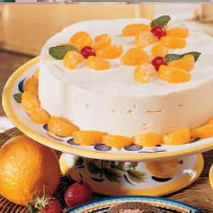 Orange Charlotte Recipe