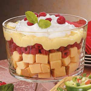 how to make english trifle youtube