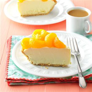 Arctic Orange Pie Recipe