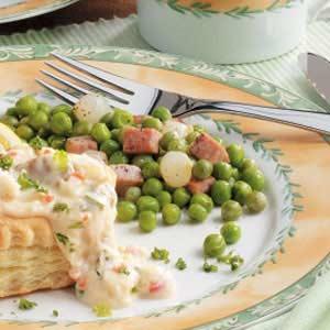Green Peas Supreme Recipe
