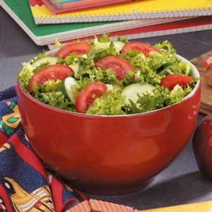 Straight-A Salad Recipe