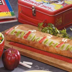 Ruler Stromboli Recipe