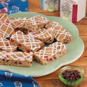 Fruit 'n' Nut Spice Bars Recipe