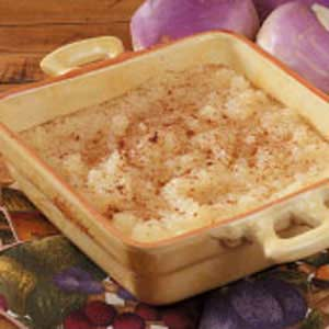 Turnip Casserole Recipe