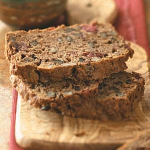 Spicy Cranberry Nut Bread Recipe
