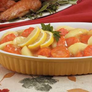 Apple Sweet Potato Side Recipe