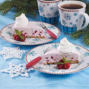 Macadamia Berry Dessert Recipe