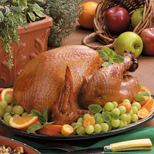 Cider Marinated Turkey Recipe