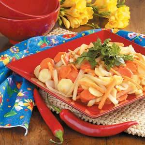 Winter Veggie Stir-Fry Recipe