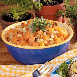 Oven-Roasted Root Vegetables Recipe