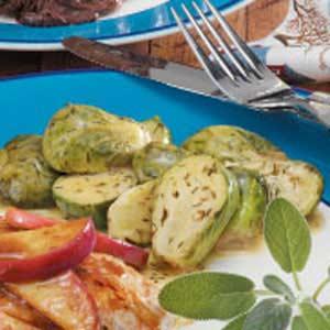 Honey-Mustard Sprouts Recipe