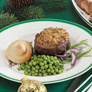 Festive Beef Tenderloin Recipe