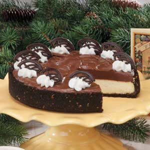 Chocolate Mousse Cheesecake Recipe
