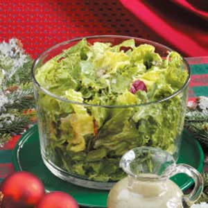Mixed Herb Salad Dressing Recipe