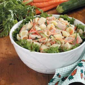 Italian Tuna Pasta Salad Recipe