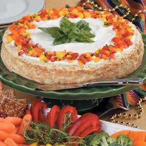Savory Herb Cheesecake Recipe