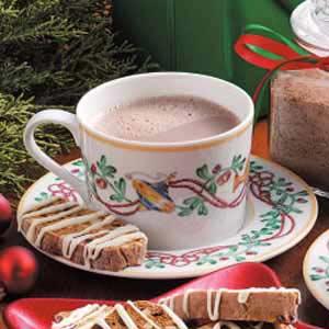 Sugar-Free Cocoa Mix with Cinnamon Recipe