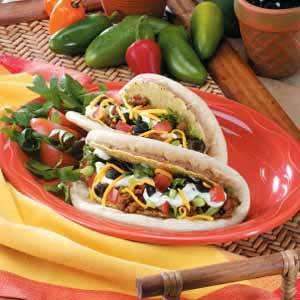Double-Shell Tacos Recipe