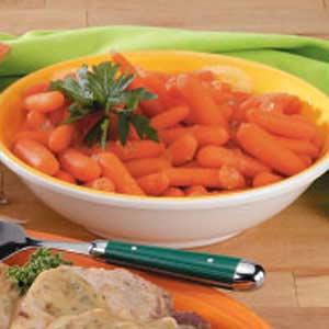Pineapple-Glazed Carrots Recipe