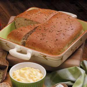 Fennel Seed Wheat Bread Recipe