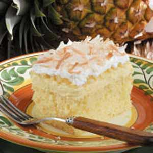 hawaiian wedding cake with mix hawaiian wedding cake recipe taste of home 15133