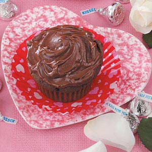 Secret Kiss Cupcakes Recipe