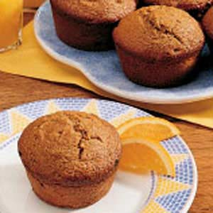 Honey Bran Muffins Recipe