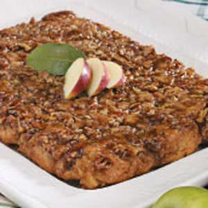 Apple Sticky Buns Recipe