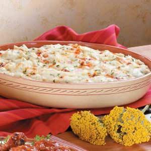 Cream Cheese Potatoes Recipe