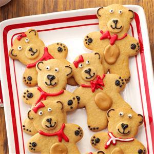 Peanut Butter Bears Recipe